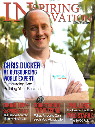 Inspiring Innovation Issue #4 Cover
