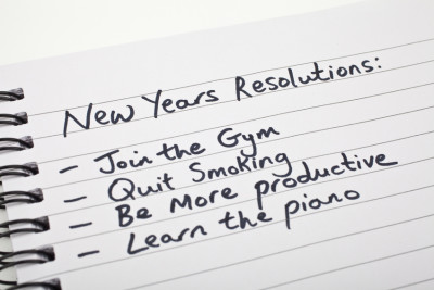 My 2013 New Year's Resolutions [OKRs Included]