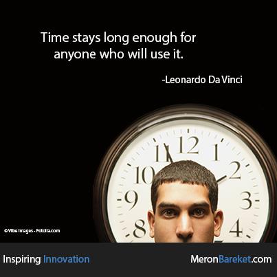 Clock And Man