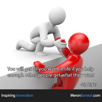 You Will Get All You Want In Life If You Help Other People