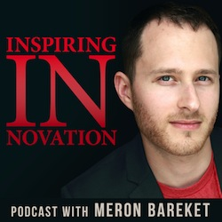click here to get Inspiring Innovation podcast on iTunes