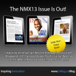 Cover Photo of NMX13 Issue