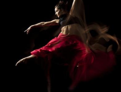Ballet Dancer Photo