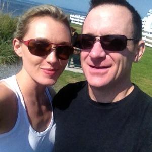Tara Howisey and Clay Green