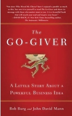 TheGo-Giver by Bob Burg and John David Mann