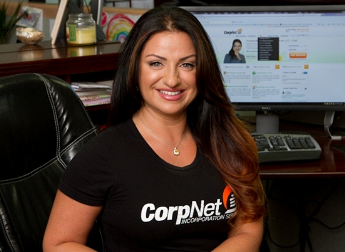 Nellie Akalp - Co-Founder and CEO of CorpNet
