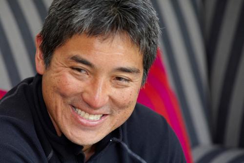 Guy Kawasaki, chief evangelist at Canva