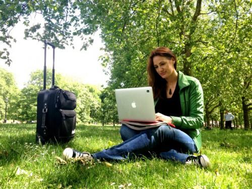 Natalie Sisson, the Suitcase Entrepreneur