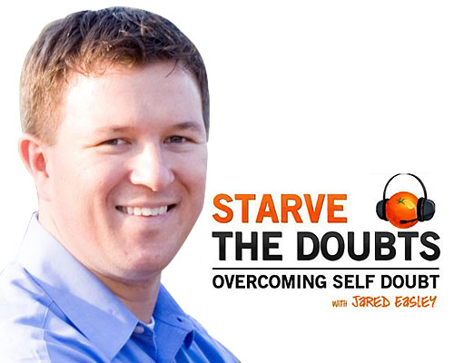 Jared Easley Starve The Doubts