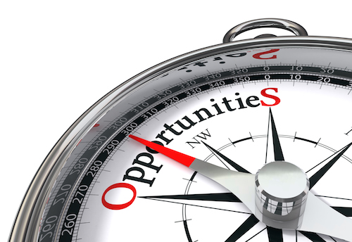 Creating your own opportunities