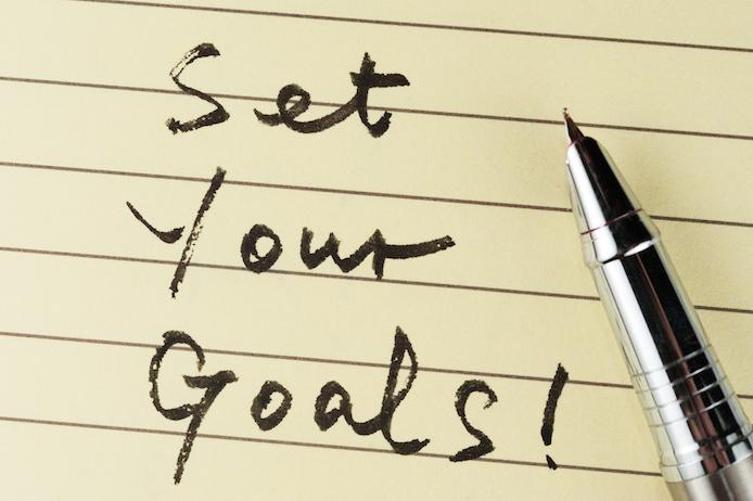 Set your goals