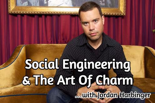 Jordan Harbinger - The Art Of Charm